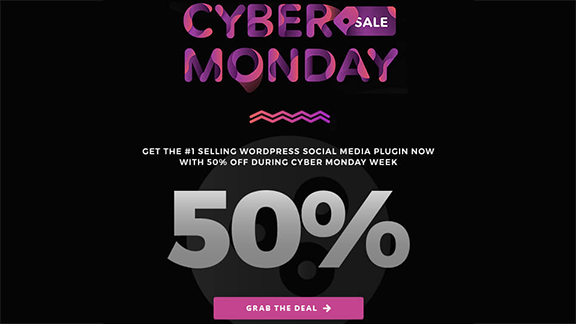 3 Products Of Appscreo On Sale During The Cyber Monday Week Wordpress Plugins Themes By Appscreo