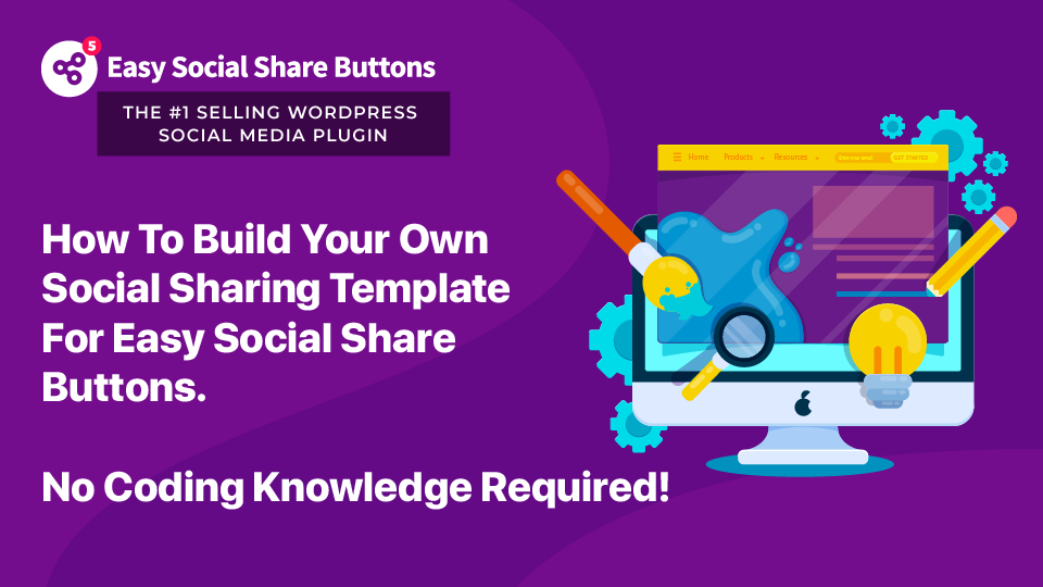 Easy Social Share Buttons for WordPress 6 0 ✨ Revolutionary