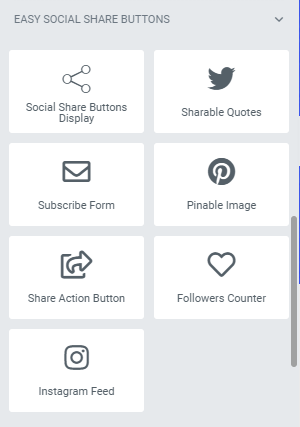 The Best Social Media Plugin for Elementor WordPress Site Builder